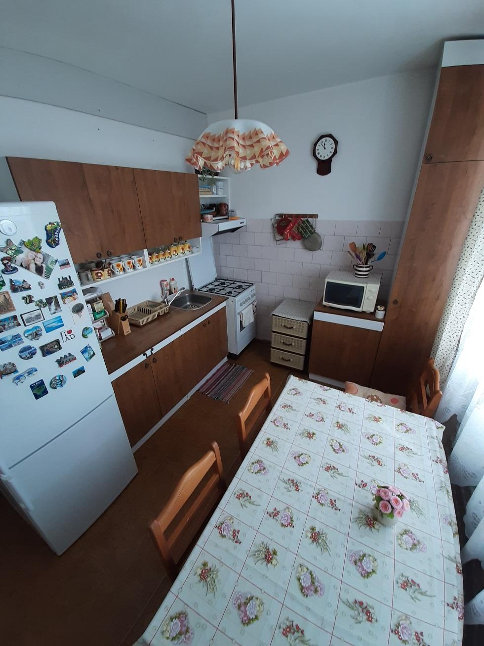 predáme 2 izbový byt