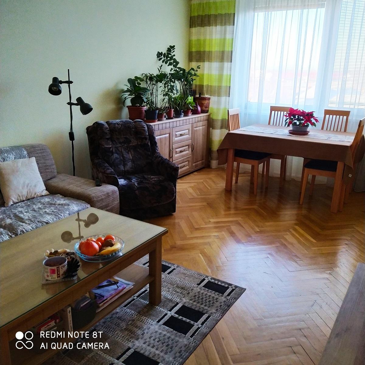 Pekný, útulný  3 izbový byt